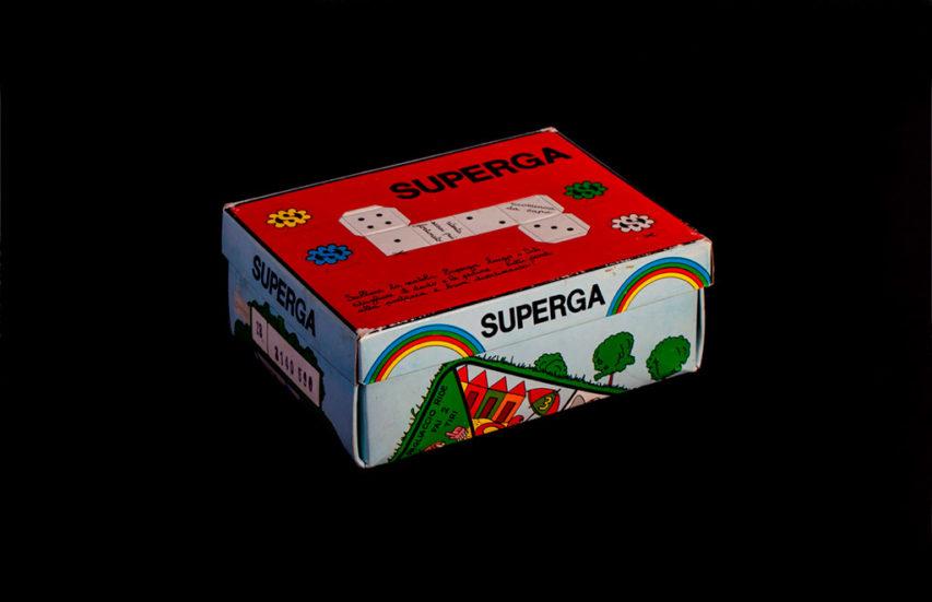 La scatola Superga